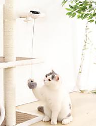 cheap -Teaser Cat Pet Toy Focus Toy Plastic Plush Gift