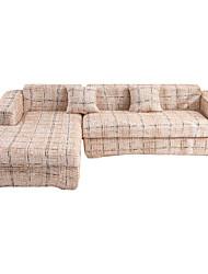 Недорогие -линия печати пылезащитные всесильные чехлы на растягивающиеся диванные чехлы супер мягкая ткань чехла с одной бесплатной наволочкой