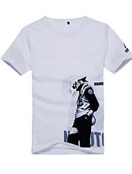 preiswerte -Inspiriert von Naruto Hatake Kakashi Anime Cosplay Kostüme Japanisch Cosplay-T-Shirt T-shirt Für Damen Herren