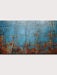 cheap -Mintura Hand Painted Abstract Oil Paintings on Canvas Modern Wall Picture Art Posters For Home Decoration Ready To Hang