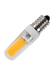 cheap -1pc 3 W LED Bi-pin Lights 350 lm E14 G9 G4 2 LED Beads COB Warm White White 220 V / RoHS