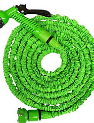 cheap -Hot Selling 25FT-100FT Garden Hose Expandable Magic Flexible Water Hose EU Hose Plastic Hoses Pipe With Spray Gun To Watering