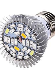 Недорогие -1шт 18 W 150 lm 18 Светодиодные бусины LED лампа для теплиц Фиолетовый 220 V Овощеводство Хэллоуин Рождество