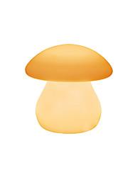 Недорогие -светодиодный красочный гриб ночник пульт дистанционного управления зарядка бар настольная лампа водонепроницаемый гриб ночник настольная лампа