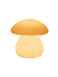 cheap -Led Colorful Mushroom Night Light Remote Control Charging Bar Table Lamp Waterproof Mushroom Lamp Night Table Lamp