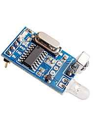 cheap -DIY 5V Wireless IR Infrared Remote Decoder Encoding Transmitter Receiver Module