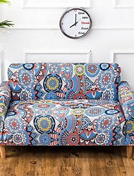 cheap -Nordic Simple Style Printing Elastic Sofa Cover Stretchable Combination Sofa Cover