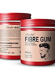 Недорогие -vikada hair wax для укладки волос мужская матовая грязь для волос одноразовый длительный шампунь увлажняющее масло для волос