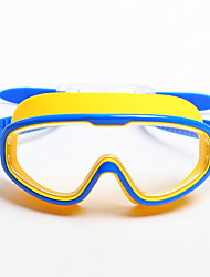 cheap -Swimming Goggles Adjustable Size No Leak For Kid's Silicone PC N / A Transparent