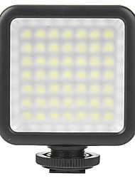 Недорогие -Новый 5.5 Вт dc3v 6000 К светодиодная фотография свет видео лампы камеры заполнить огни для камеры dslr свет видео лампы 1 шт.