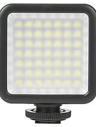 cheap -New 5.5W DC3V 6000K LED Photograph Light Video Lamp Camera Fill Lights for DSLR Camera Light Video Lamp 1pc