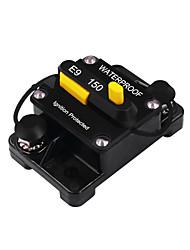 Недорогие -переключатель сброса автомобиля / выключатель нового типа e99 ручной переключатель сброса 150a / ip67 / 12v 24v универсальный / соответствует стандарту sae транспортного средства