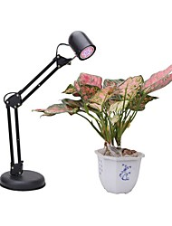 cheap -LED Plant Growth Lamp Growing Light Succulent 60 W 48 W E27 60 LED Beads SMD Full-Spectrum Swing Arm 180 Turn Adjusting Gardening Florist Fill Light Anti-Sunlight Indoor Ventilation
