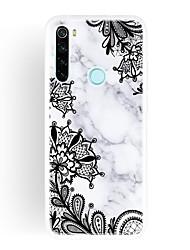 cheap -Case For Xiaomi Redmi 7/K20 Pro/K30 Ultra-thin / Frosted / Pattern Back Cover Flower / Marble TPU For Xiaomi CC9/CC9E/Note 10/Mi 10/Mi 10 Pro/9 Lite/Redmi 7A/8/8A/Note 8/Note 8T/Note 8 Pro