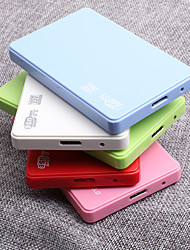 cheap -YD0002 Mobile High Speed External Portable Hard Disk Shockproof Waterproof Hard Disk USB3.0 2.5 Inch Black/ White/ Red/Blue /Pink /Green