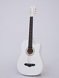 Недорогие -Гитара Электрический Электрический Деревянная коробка деревянный Электрические гитары 38 Inch Primary Профессиональный музыкальный инструмент для начинающих и молодых студентов