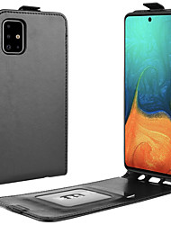 cheap -For  Galaxy S10 Crazy Horse Vertical Flip Leather Protective Case