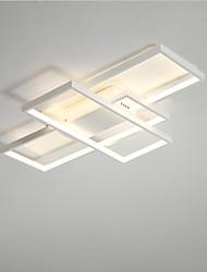 cheap -Modern Rectangles LED Ceiling Light Fashional Square Ceiling Light Bedroom Study Light
