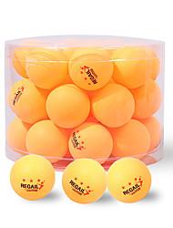 Недорогие -REIZ 24pcs 3 Звезд Мячи для пинг-понга ПВХ (поливинилхлорида) Износостойкий / Прочный Назначение В помещении Настольный теннис В помещении