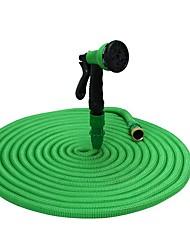 cheap -Household lawn Watering Spray Gun Set Multifunctional Car High Pressure Car Wash Water Gun Watering Flowers 3 Times Telescopic Water Gun Irrigation Spray Gun Garden Spray 22M