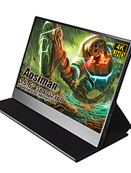 cheap -AOSIMAN ASM-125UC 12.5 inch IPS 4K Portable Screen Monitor Type C Powered