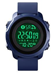 Недорогие -SK1572 Универсальные Смарт Часы Android iOS Bluetooth Водонепроницаемый Спорт Израсходовано калорий Длительное время ожидания Контроль сообщений