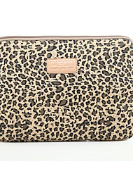 cheap -1Pc Leopard Print Tablet / Laptop Laptop Inner Case IPad/11 / 13 / 14 Inch 15 Inch Computer Bag