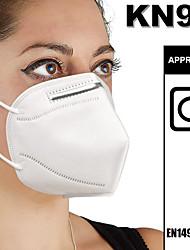 Недорогие -20 pcs KN95 KN95 Маски противогаз Защита PM2.5 Защита В наличии Ткань выдувной фильтр Высокое качество Универсальные Белый / Эффективность фильтрации (PFE)> 95%