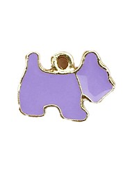 cheap -Lucky Dog Style Dog ID Name Tag (Assorted Colors)