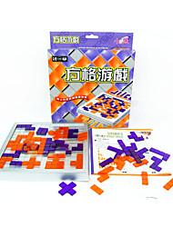 Недорогие -Настольные игры Шахматы пластик Детские Взрослые Мальчики Девочки Игрушки Дары