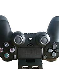 Недорогие -HB-P4003 Зарядное устройство Назначение PS4 ,  Зарядное устройство ABS 1 pcs Ед. изм