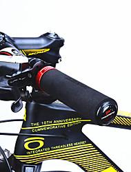 Недорогие -WAKE® Велосипедные рукоятки Велоспорт Износостойкий Нескользящий Легкие материалы Удобный Назначение Горный велосипед Складной велосипед Велосипеды для активного отдыха Велоспорт губка Aluminum Alloy