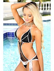 cheap -Women's 2-Piece Rash Guard Dive Skin Suit One Piece Swimsuit Padded Swimwear Bodysuit Swimwear Black Blushing Pink Breathable Ultra Light (UL) Comfortable Sleeveless - Swimming Summer