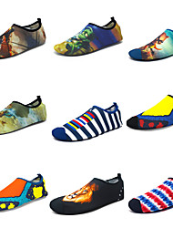 cheap -Men's Women's Water Shoes Polyamide fabric Anti-Slip Quick Dry Yoga Diving Surfing Snorkeling Scuba - for Adults
