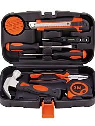 Недорогие -9-х частей бытовой комбо комплект подарочный набор оборудования комплект инструментов Commax поставщик