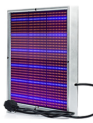 cheap -Grow Light LED Plant Growing Light LED Light Plant Grow Red Blue 85-265V 45 W 5292-6300 lm 1365 LED Beads Vegetable Greenhouse