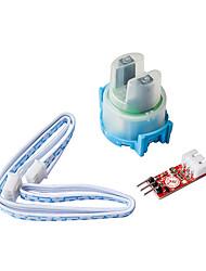 cheap -Turbidity Liquid Water Particles Value Detection Sensor Module 3.3-5V 0-1000 NTU