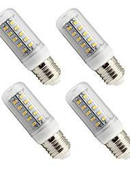 cheap -4PC E27 E14 LED Lamp LED Bulb SMD5730 Corn Bulb 36LEDs Chandelier Candle LED Light For Home Decoration Ampoule  220V or 110V