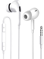 cheap -Universal 3.5mm Heavy Bass Earphone Wired In Ear Stereo Sound Earbud For Apple Android Music Game