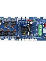 Недорогие -Ultimaker оригинальный контроллер Umo логика материнская плата pcb 1.5.7 для 3d-принтер