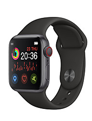 cheap -KUPENG X6 Unisex Smartwatch Smart Wristbands Android iOS Bluetooth Touch Screen Sports Hands-Free Calls Media Control Exercise Record Pedometer Call Reminder Activity Tracker Sleep Tracker Sedentary