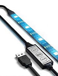 cheap -5m Flexible LED Light Strips Flexible Tiktok Lights 300 LEDs SMD5050 Multi Color Decorative TV Background 5 V