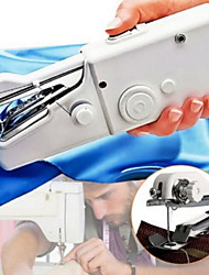 cheap -Hand Sewing Machine Mini Hand-held Cordless Portable Sewing Machine Quick Repairing Suitable for Denim Curtains Leather
