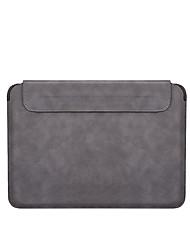 Недорогие -Apple MacBook Внутренняя сумка / чехол для ноутбука кожаный чехол для планшета