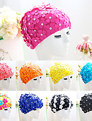 cheap -Swim Cap for Adults Nylon Breathability Soft Comfortable Swimming Watersports