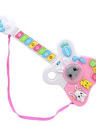 Недорогие -Гитара Электрический Музыка и свет Детские Игрушки Подарок 1 pcs