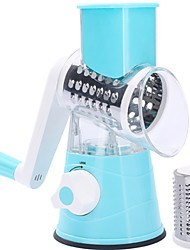 cheap -Multi-function hand rock tube household nicer dicer quick rotary grater cutter 26*17.5*24cm