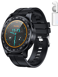 cheap -JSBTTA20 Smart Watch BT Fitness Tracker Support Notify/Heart Rate Monitor Sport Smartwatch Compatible Iphone/Samsung/Android Phones