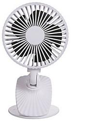 cheap -New Portable Handheld Small Fan New Clip USB Fan Charging Desktop Mini Portable Desktop Fan Desktop Outdoor