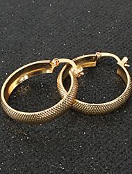 Недорогие -1 пара женские серьги-кольца классическая любовь классические винтажные серьги